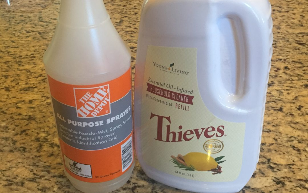 Thieves Cleaner for the whole house